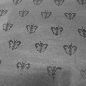 Silk Paper Black